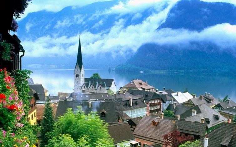 Трансерфинг-путешествие в Австрию
